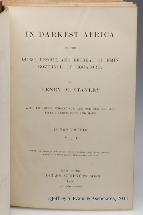 5: AFRICAN STUDIES VOLUMES, SET OF TWO