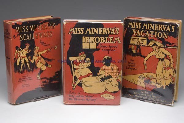 8: AFRICAN-AMERICAN RELATED - JUVENILE VOLUMES, LOT OF