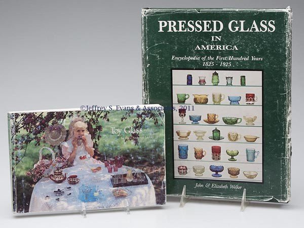 5: AMERICAN PRESSED GLASS REFERENCE VOLUME
