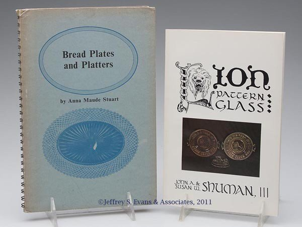 12: EAPG REFERENCE VOLUMES, LOT OF TWO
