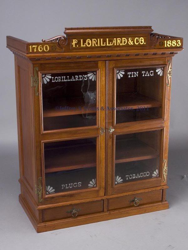 270: P. LORILLARD & CO. TOBACCO COUNTRY STORE DISPLAY C
