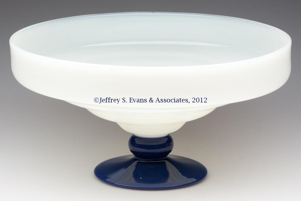 80: FRY ART GLASS #2505 FRUIT BOWL
