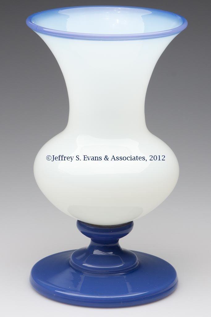 86: FRY ART GLASS #353 VASE