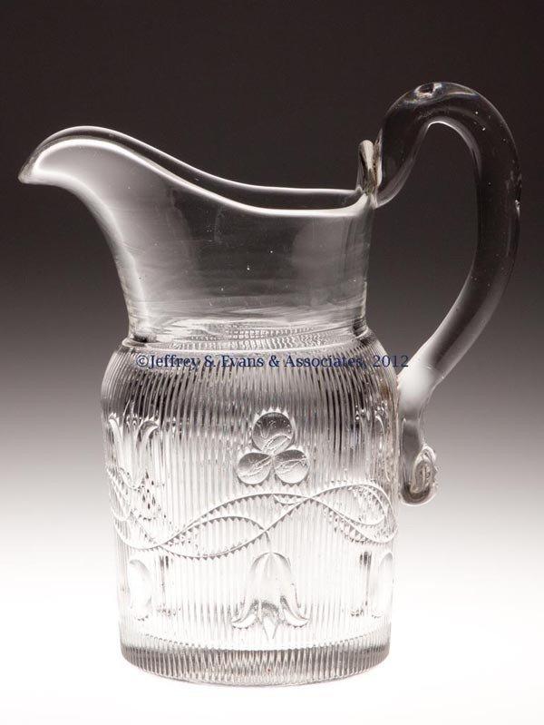 500: BELLFLOWER - DOUBLE VINE WATER PITCHER