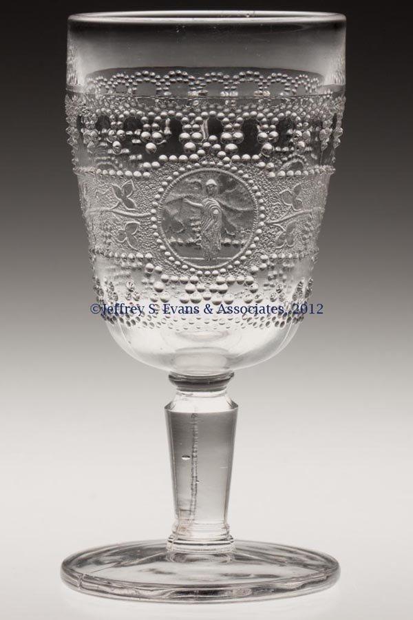 579: MINERVA CHAMPAGNE GLASS