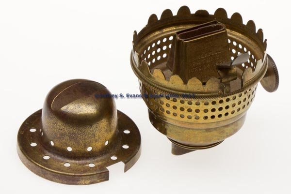 40: BLACKBERRY - ROUND BASE STAND LAMP - 4