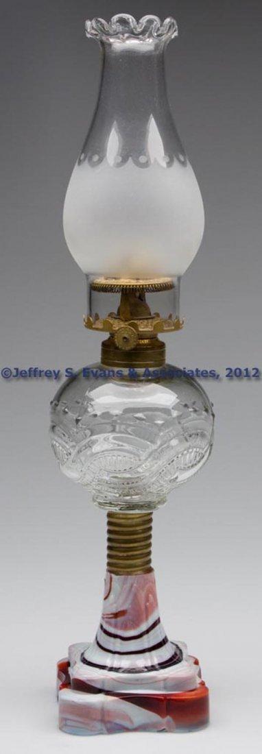 54: ATTERBURY CHAPMAN STAND LAMP