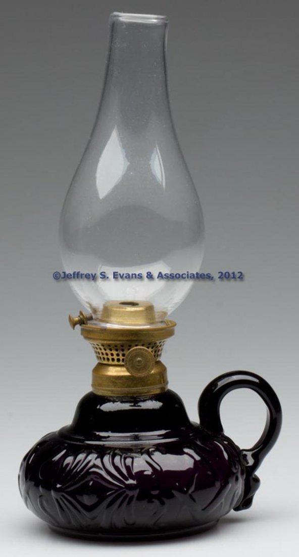 59: MASONIC FINGER LAMP