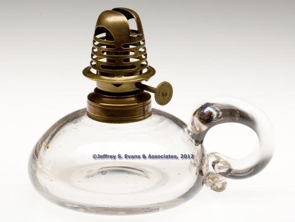 105: E. MILLER NO. 1 CHIMNEYLESS BURNER