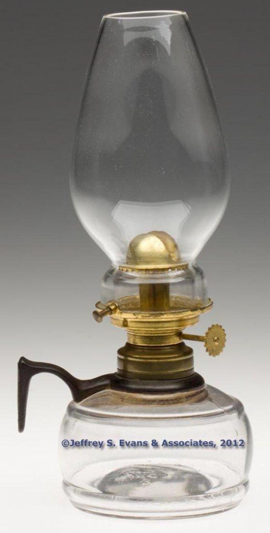 131: RIPLEY PATENTED FINGER LAMP