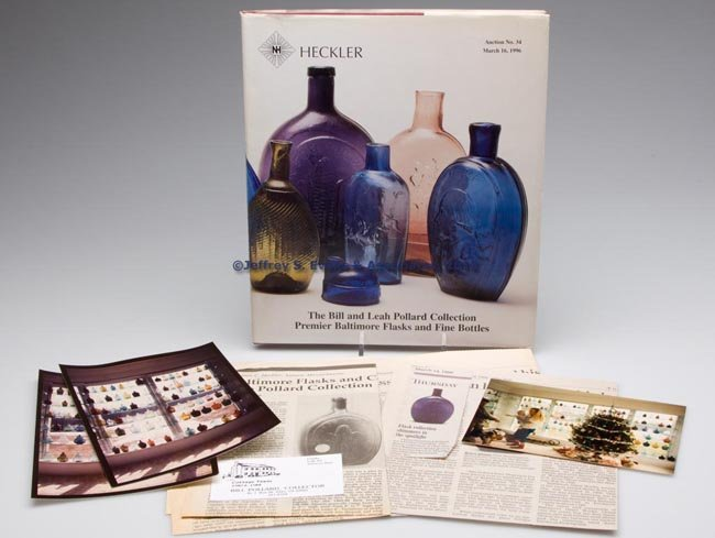 30: POLLARD BOTTLE COLLECTION AUCTION CATALOGUE