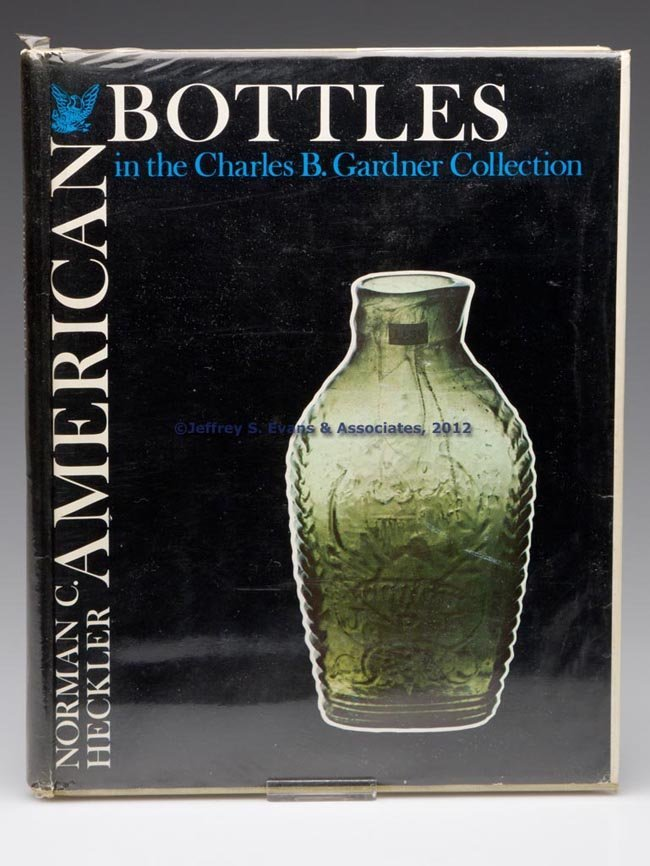 31: GARDNER BOTTLE COLLECTION AUCTION CATALOGUE