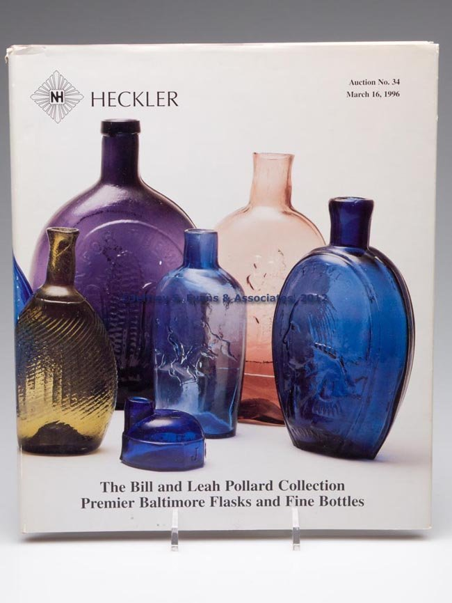 32: POLLARD BOTTLE COLLECTION AUCTION CATALOGUE