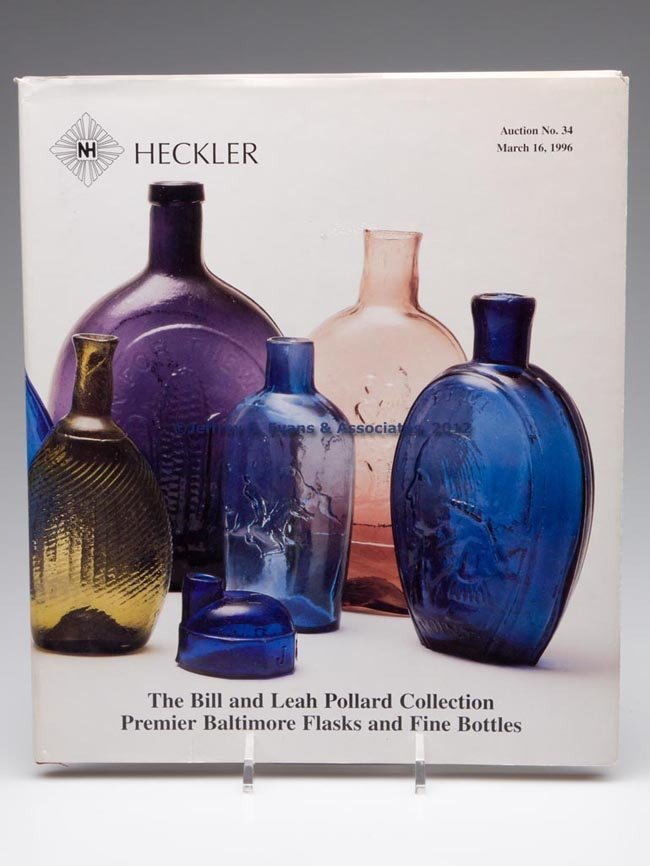33: POLLARD BOTTLE COLLECTION AUCTION CATALOGUE