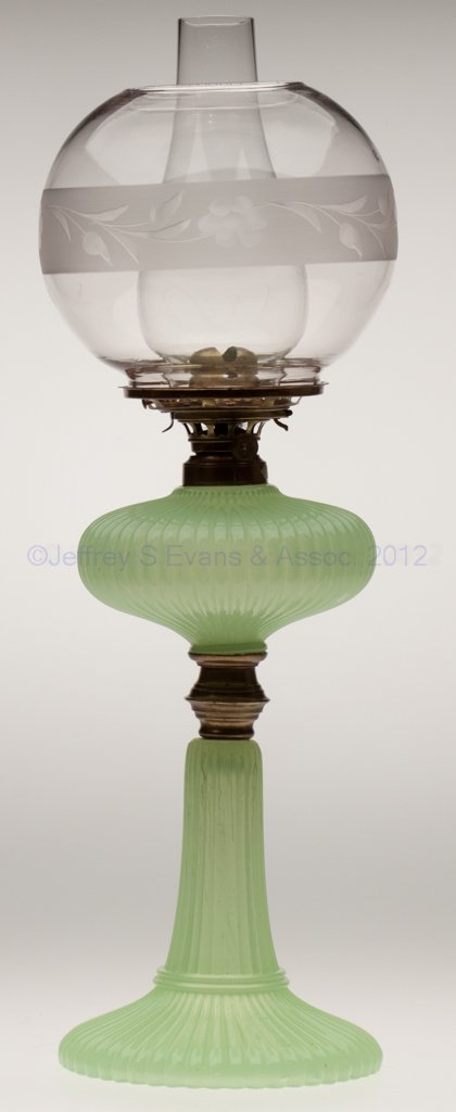 1014: ONION / EATON STAND LAMP
