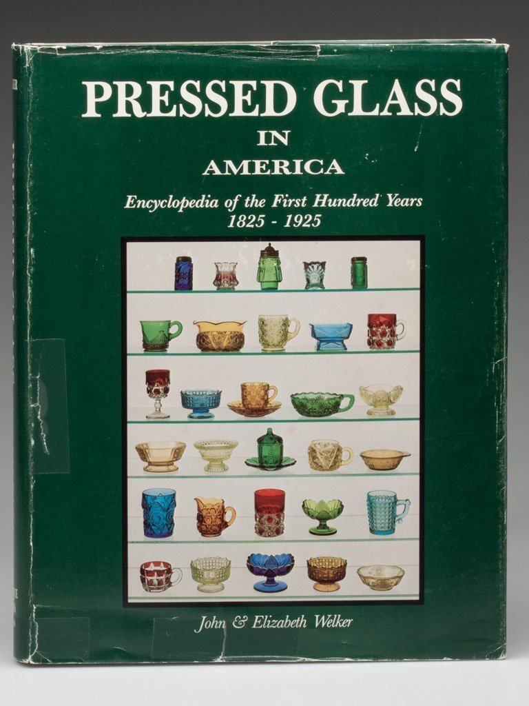 4: AMERICAN PRESSED GLASS REFERENCE VOLUME