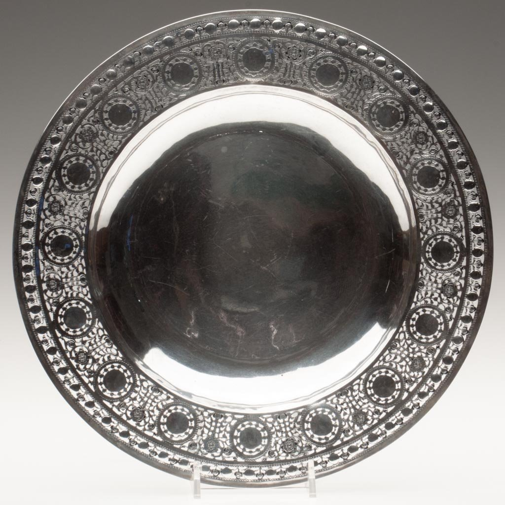 BOSTON ARTS & CRAFTS STERLING SILVER PLATE