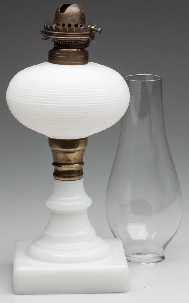 REED OVAL STAND LAMP