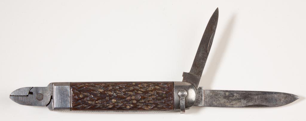 W. H. MORLEY & SONS TOOL POCKET KNIFE