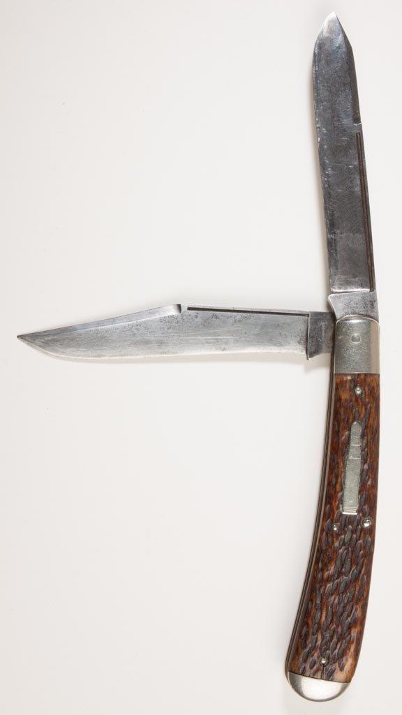"REMINGTON UMC R293 ""HUNTER/TRAPPER"" BULLET POCKET KNIFE"