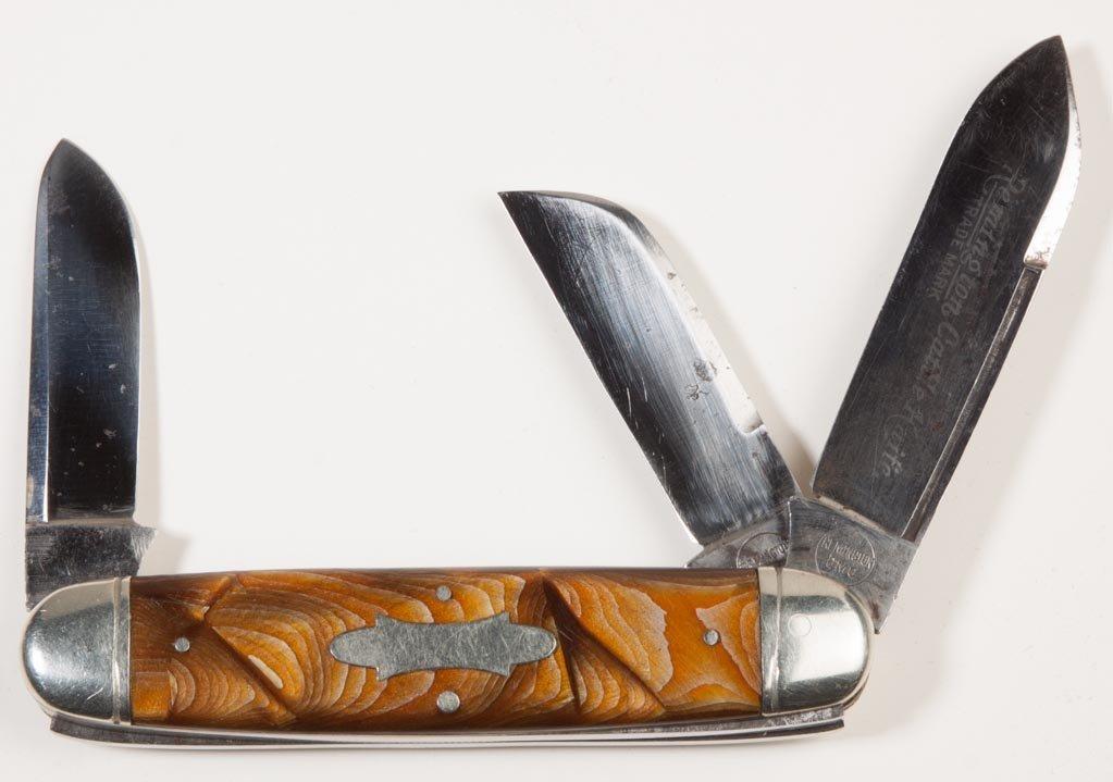 REMINGTON UMC NO. R3285 CATTLE POCKET KNIFE