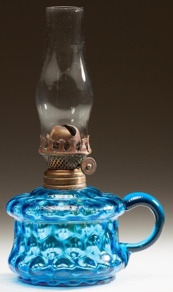 HONEYCOMB-OPTIC MINIATURE FINGER LAMP