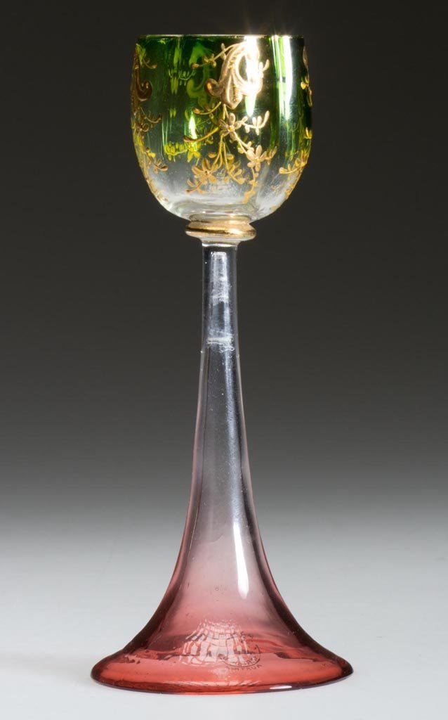 MOSER DECORATED CORDIAL