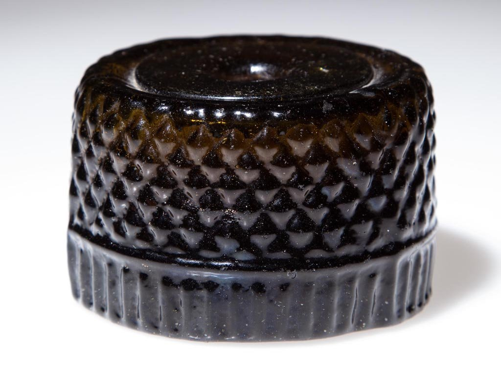 BLOWN-MOLDED GII-16 INKWELL