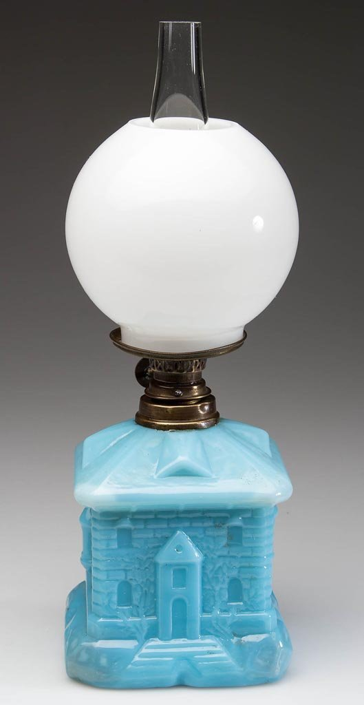 HOUSE MINIATURE LAMP