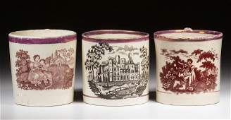 ENGLISH STAFFORDSHIRE OR YORKSHIRE POTTERY LUSTERWARE