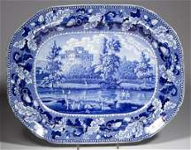 """ENGLISH ENOCH WOOD & SONS POTTERY PEARLWARE """"KENMOUNT"""