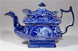 """ENGLISH R. HALL POTTERY PEARLWARE """"VARIETY"""" PATTERN"""