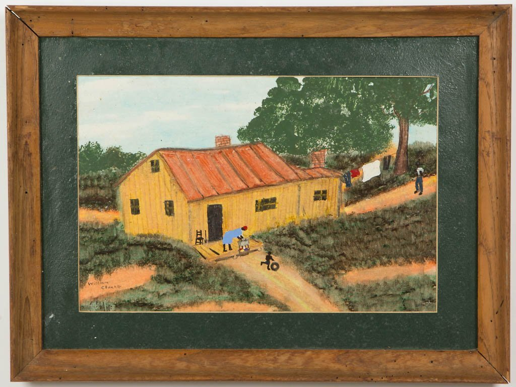 WILLIAM H. CLARKE (NOTTOWAY CO., VIRGINIA, 20TH / 21ST