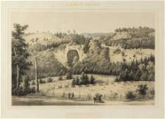 EDWARD BEYER 18201865 ALBUM OF VIRGINIA PRINT