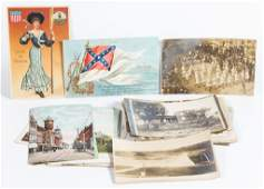 ASSORTED TOPICAL POST CARDS, LOT OF 28