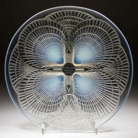 Lalique Coquilles Coupe