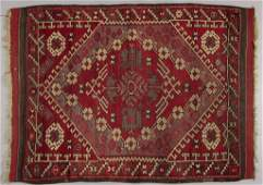 SEMIANTIQUE PERSIAN SCATTER RUG