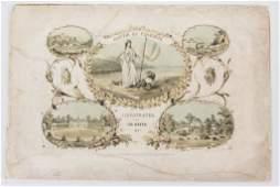 "EDWARD BEYER (1820-1865) ""ALBUM OF VIRGINIA"" PARTIAL"