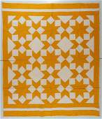 AMERICAN PIECED QUILT