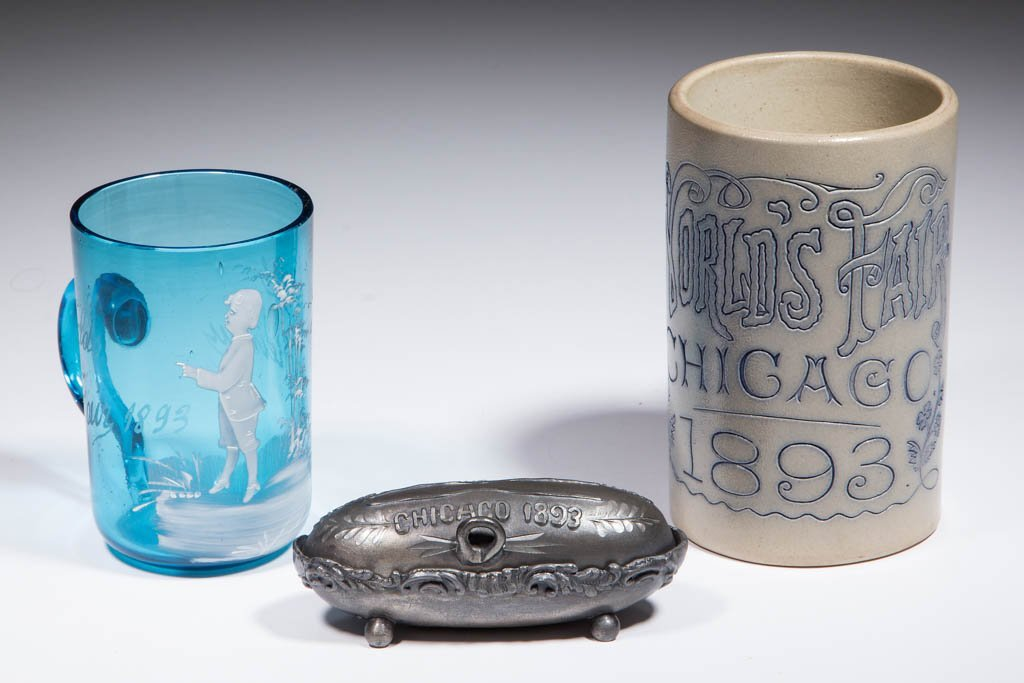 1893 CHICAGO WORLD'S COLUMBIAN EXPOSITION / WORLD'S