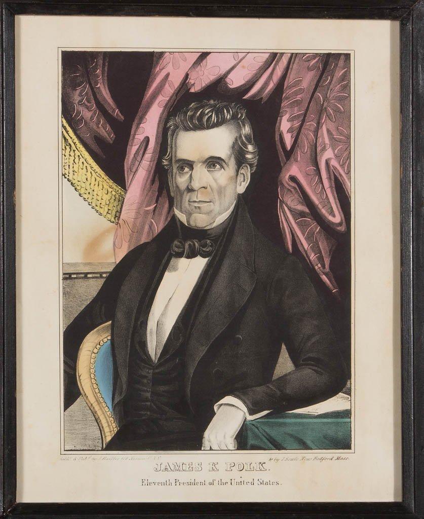 AMERICAN HISTORICAL PRESIDENTIAL PORTRAIT PRINT - 2
