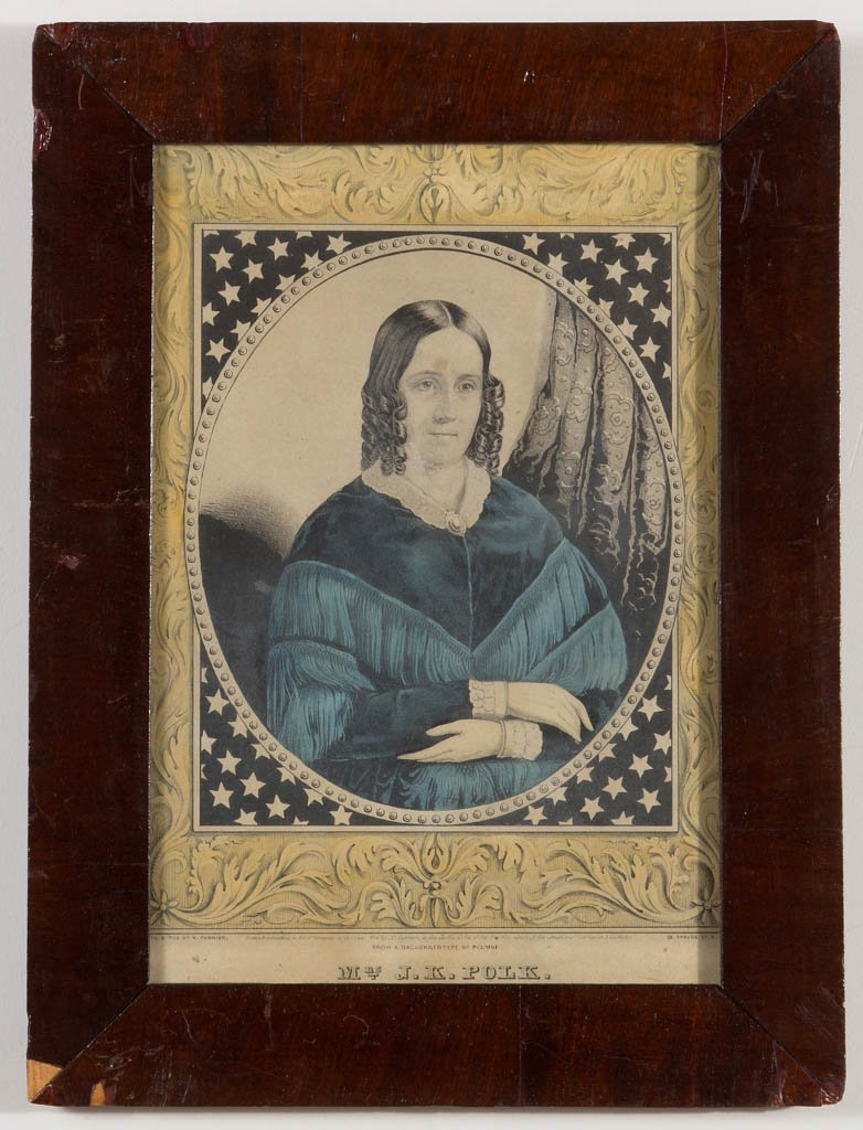 AMERICAN HISTORICAL PRESIDENTIAL PORTRAIT PRINT - 3
