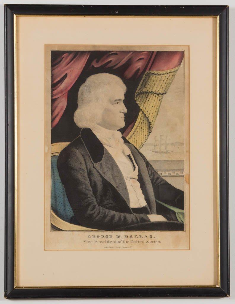 AMERICAN HISTORICAL PRESIDENTIAL PORTRAIT PRINT - 4