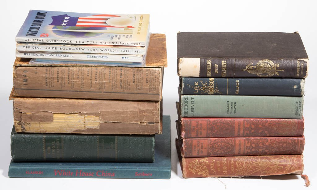 ASSORTED HISTORICAL THEME VOLUMES, LOT OF 14