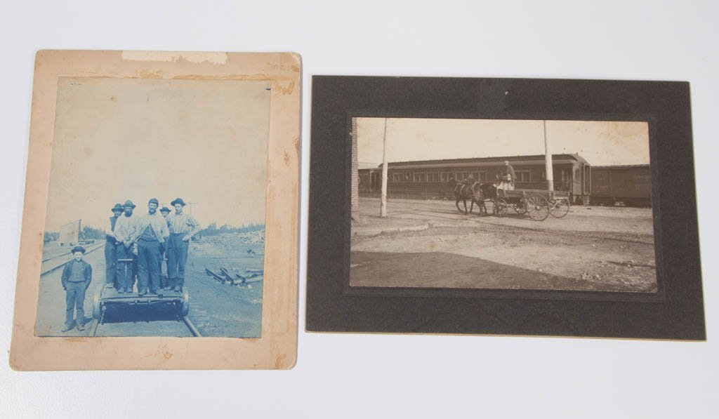 ASSORTED VINTAGE PHOTOGRAPHS, LOT OF 125 +/- - 3