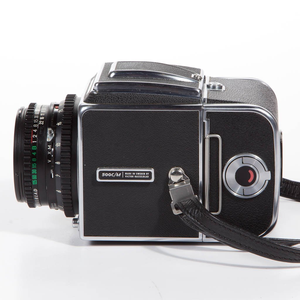 HASSELBLAD 500C/M CAMERA, LOT OF TWO - 3