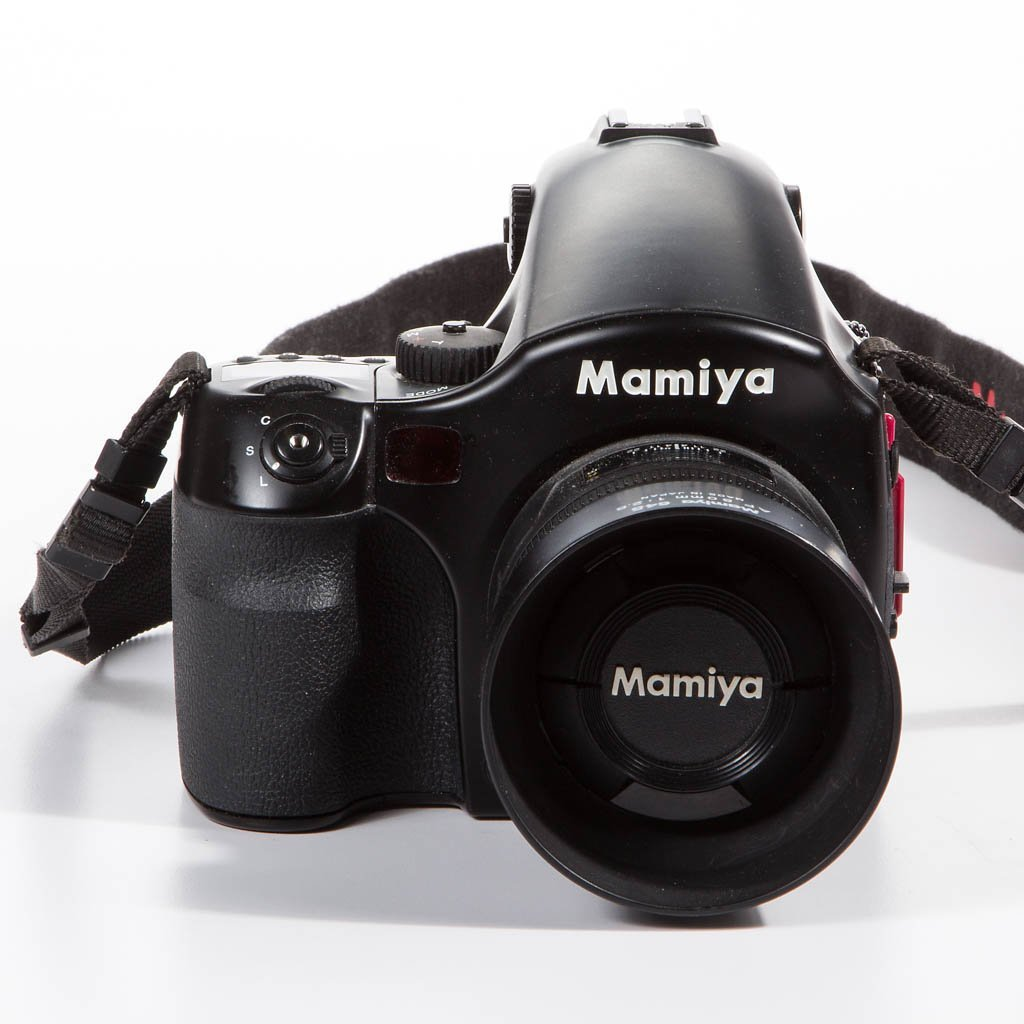 MAMIYA 645 AF CAMERA - 2