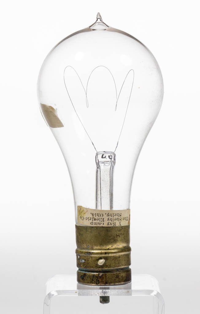 """SHELBY ELECTRIC CO. """"Y RAY"""" LIGHT / LAMP BULB"""