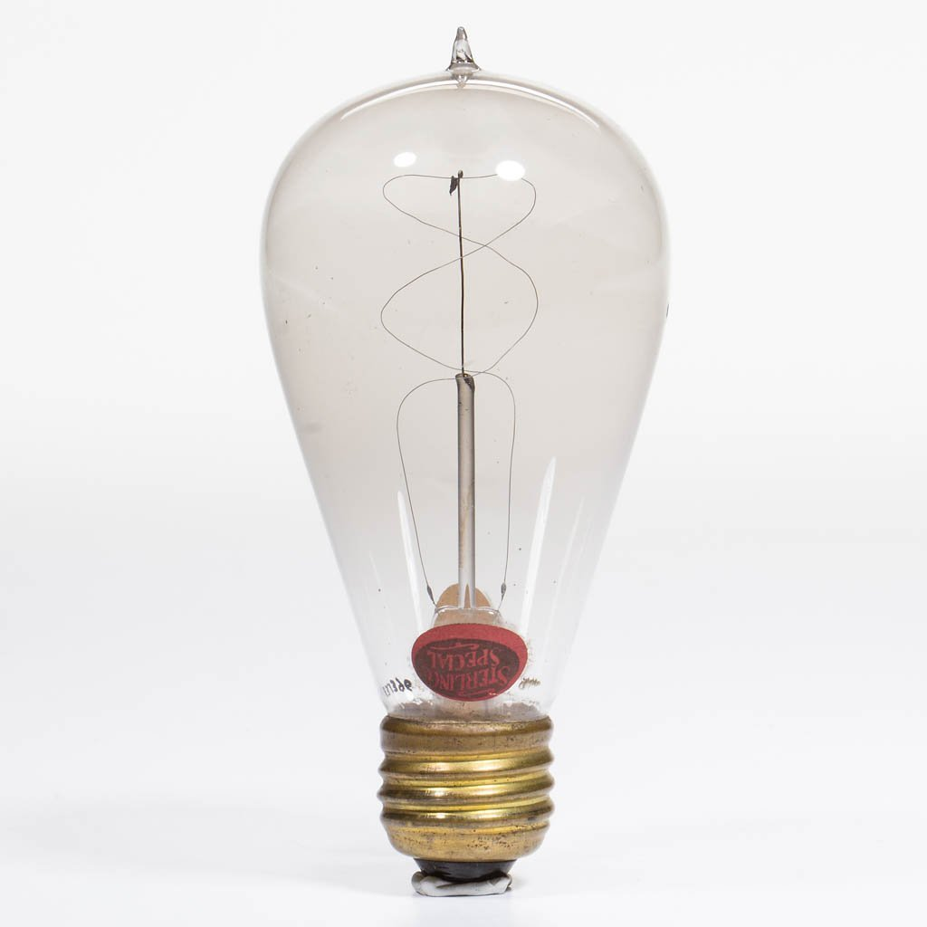 """STERLING ELECTRICAL MANUF. """"STERLING SPECIAL"""" LIGHT /"""