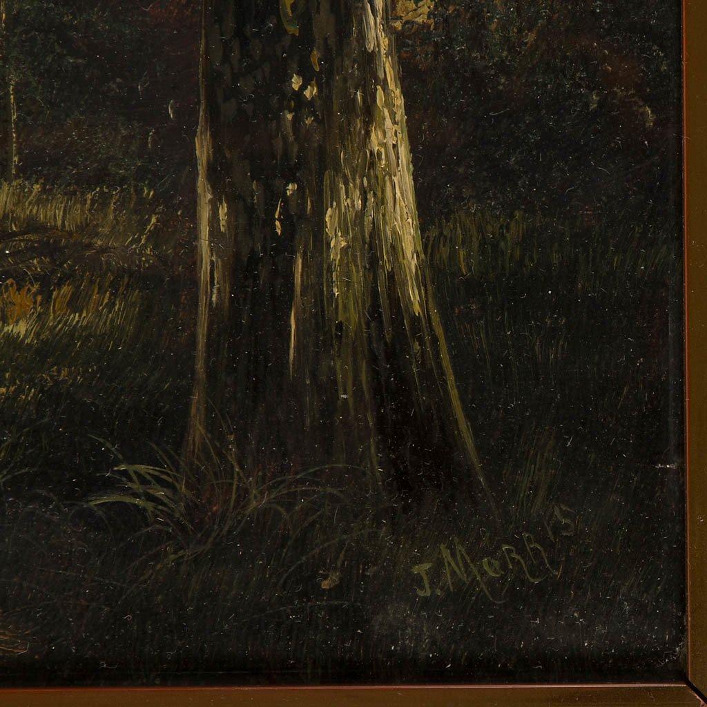 JOHN W. MORRIS (SCOTTISH, ACTIVE 1865-1924) PASTORAL - 2